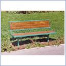 Ławka L058 ławki parkowe ławki miejskie meble miejskie mała architektura miejska