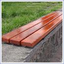 Ławka L010 ławki parkowe ławki miejskie meble miejskie mała architektura miejska