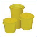 Pojemnik PM014 pojemniki na odpady medyczne pojemniki na odpady niebezpieczne kosze na artykuły medyczne