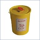 Pojemnik PN011 pojemniki na baterie pojemniki na odpady niebezpieczne
