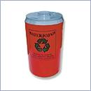 Pojemnik PN014 pojemniki na baterie pojemniki na odpady niebezpieczne