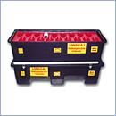 Pojemnik PN022 pojemniki na swietlowki pojemniki na odpady niebezpieczne