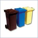 Pojemnik PU006 pojemniki uniwersalne pojemniki na odpady kubły na śmieci