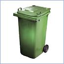 Pojemnik PU23/MGB230 pojemniki uniwersalne pojemniki na odpady kubły na śmieci