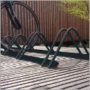Stojak rowerowy SRM05 stojaki rowerowe meble miejskie mała architektura miejska