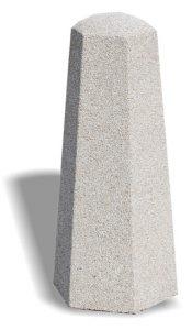 Słupek betonowy SB11 słupki betonowe meble miejskie mała architektura miejska 2