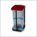 Stojak SW013 pojemniki do segregacji stojaki na worki segregacja odpadów