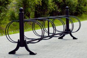 Stojak rowerowy SR01/5 (SR01/10) stojaki rowerowe meble miejskie mała architektura miejska 2