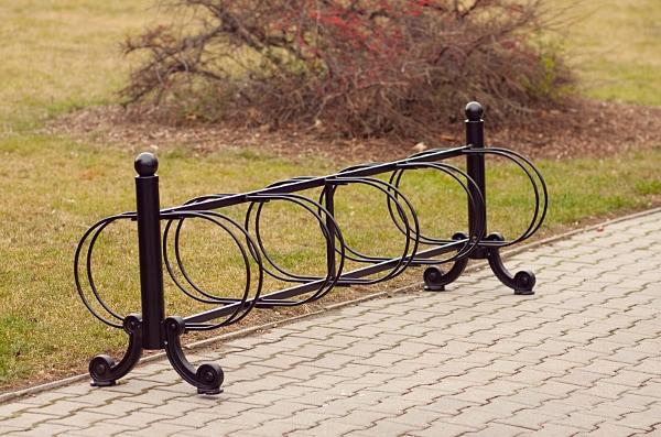 Stojak rowerowy SR02-5 (SR02-10) stojaki rowerowe meble miejskie mala architektura miejska-1