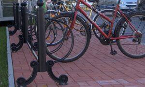 Stojak rowerowy SR02/5 (SR02/10) stojaki rowerowe meble miejskie mała architektura miejska 2