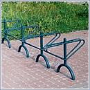 Stojak rowerowy SR21 stojaki rowerowe meble miejskie mała architektura miejska
