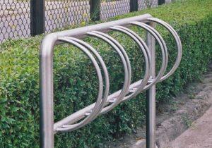 Stojak rowerowy SR22 stojaki rowerowe meble miejskie mała architektura miejska 3