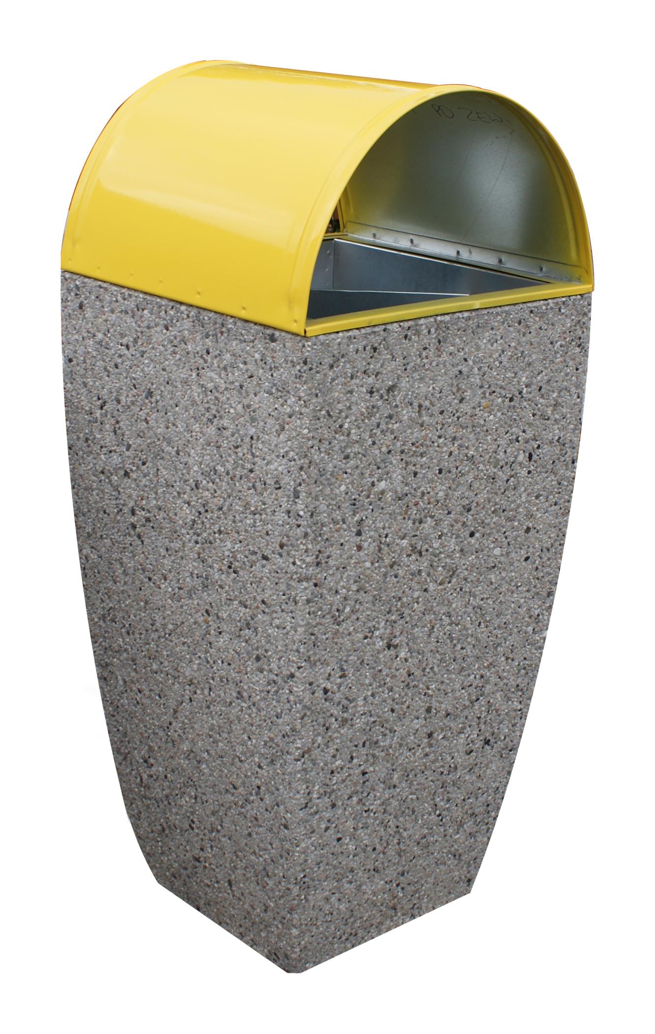 Kosz betonowy KT32-2