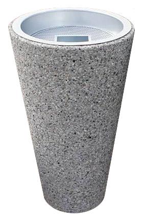 Kosz betonowy KT35