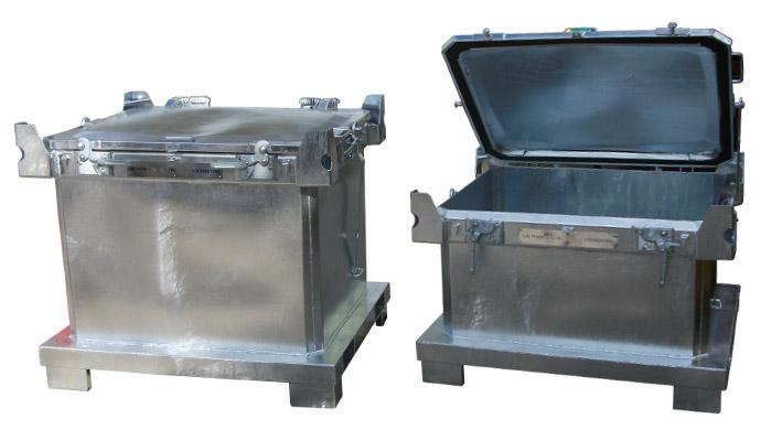 Pojemnik PN31 na odpady niebezpieczne stałe-2
