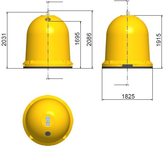 Pojemnik PZ08-3