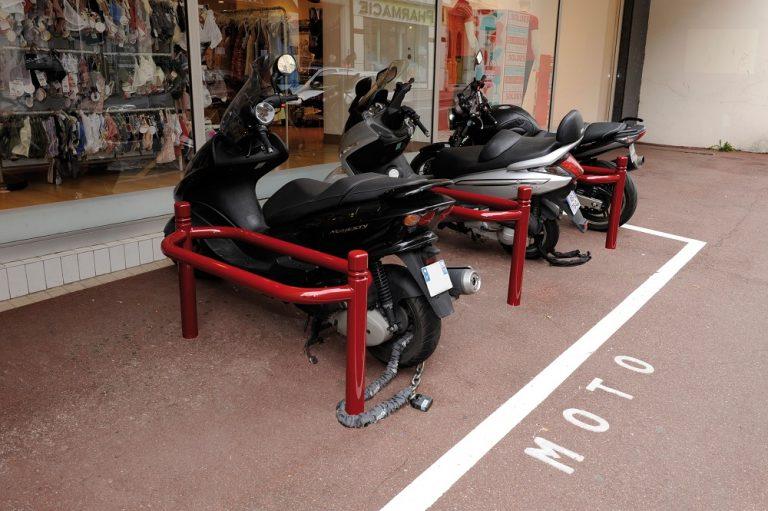 Stojak rowerowy SR41-1