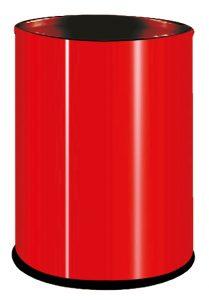KB030-kosz-biurowy-czerwony
