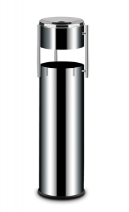 Popielnica koszopopielnica kb040 aluminium