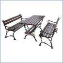 Ławki ogrodowe,stoły