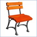 Krzesło miejskie L154K