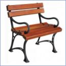 Krzesło miejskie L154KP