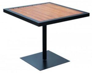 Stół stalowo-drewniany MP041
