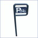 Stojak rowerowy SR104